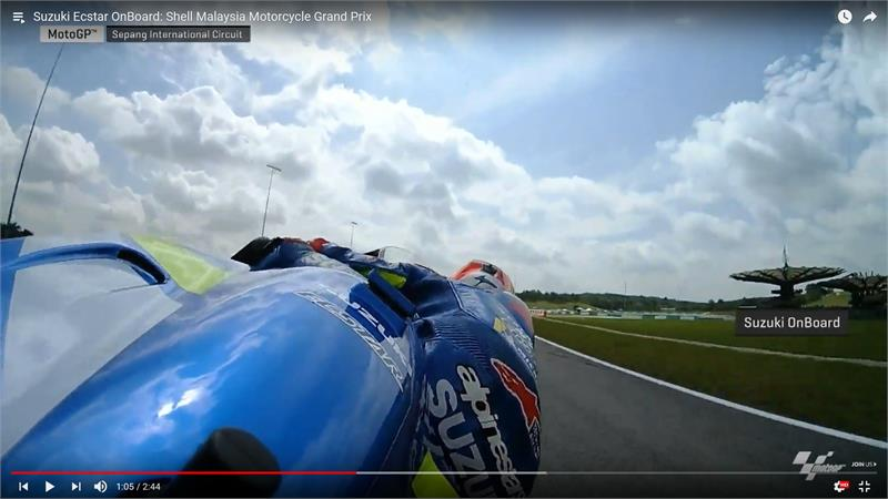 Sepang Onboard - Alex Rins-4