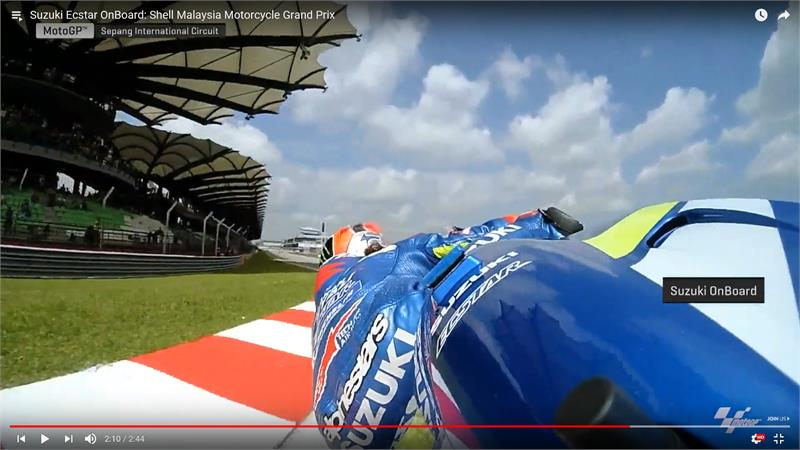 Sepang Onboard - Alex Rins-2