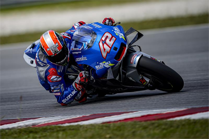 2020 Test-3-Sepang-Alex Rins-1