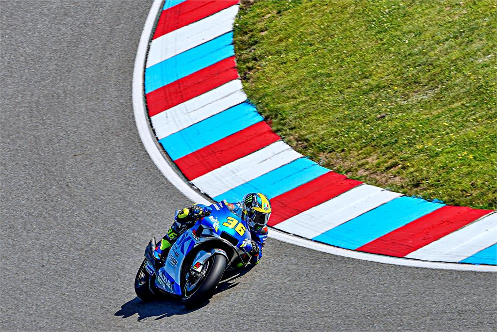Motogp Brno Suzuki Alex Rins Gets Amazing 4th But Joan Mir Gets Bad Luck Total Motorcycle