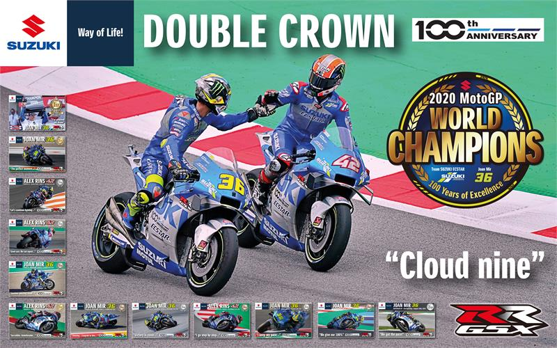2020 Mir and Rins Double Crown Wallpaper-High Res-2