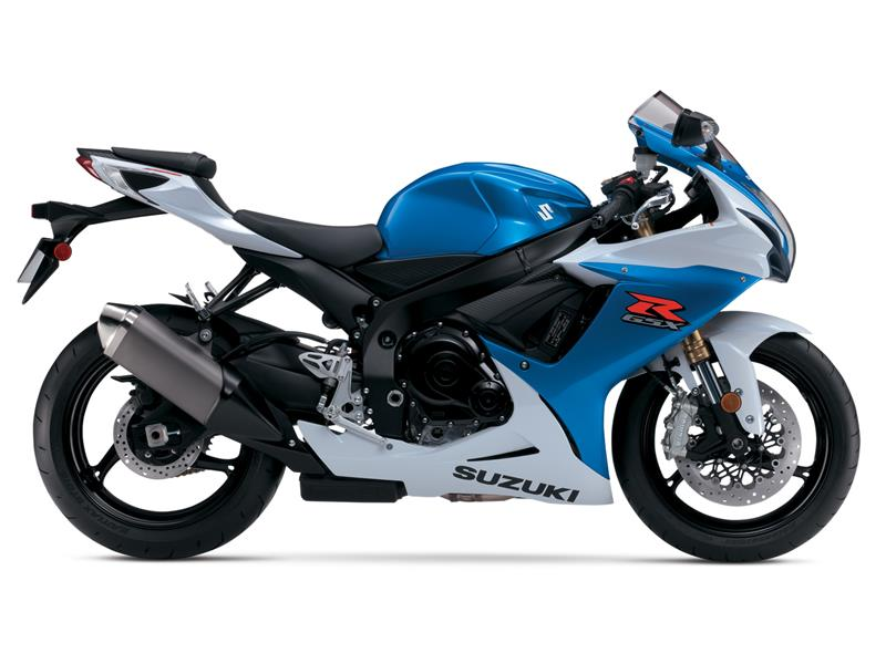 GSX-R750 Shootout winner