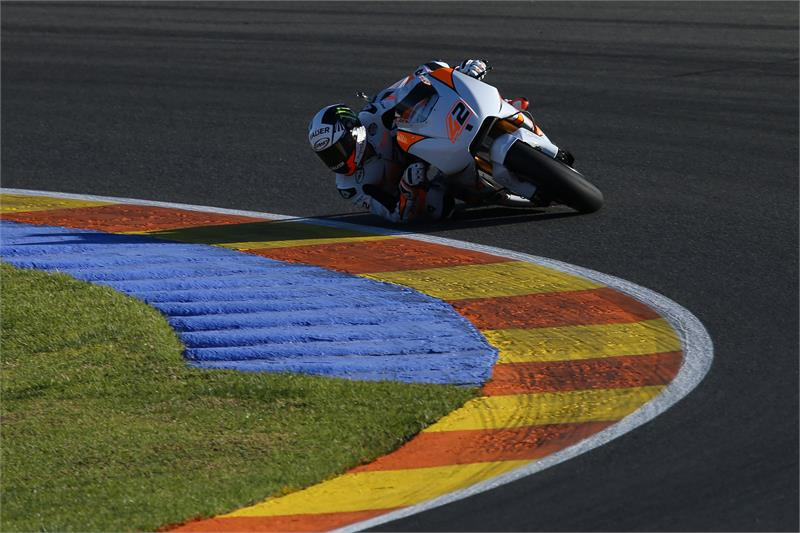 Valencia Test - Alex Rins-1