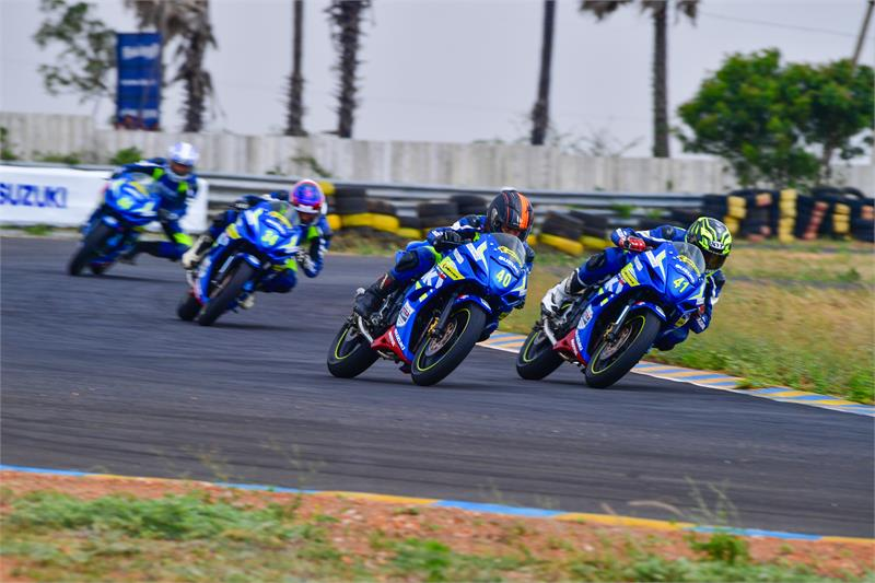 GIXXER Cup-3-ROOKIE TOP 2