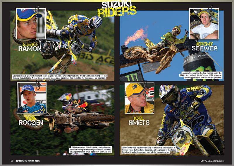 MX Special - riders