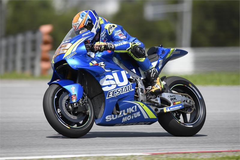 Sepang Test-D3-Alex Rins-2