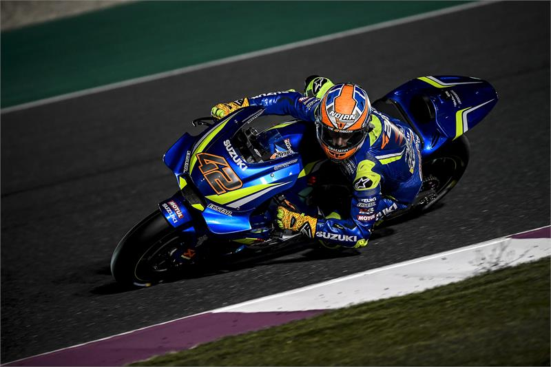 Qatar Test - Alex Rins-11