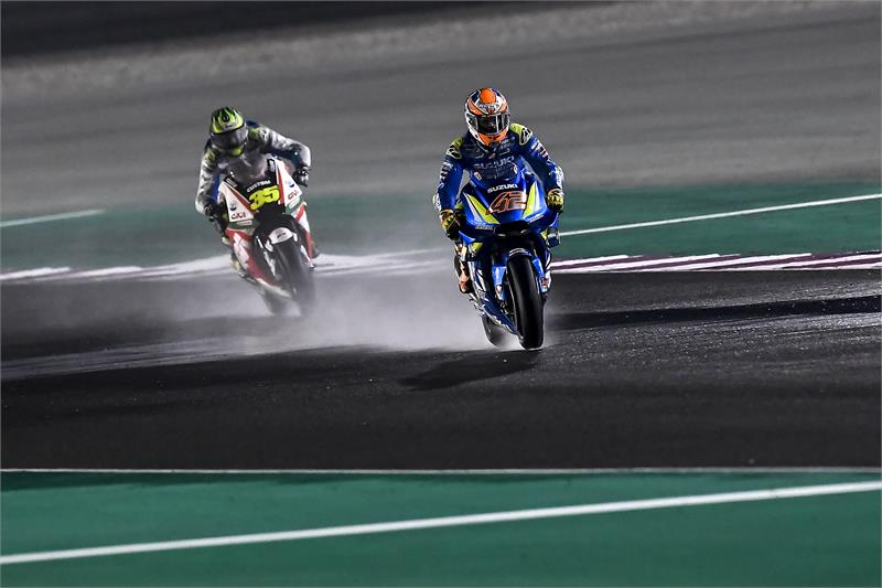 Qatar Test - D3 - Alex Rins-7