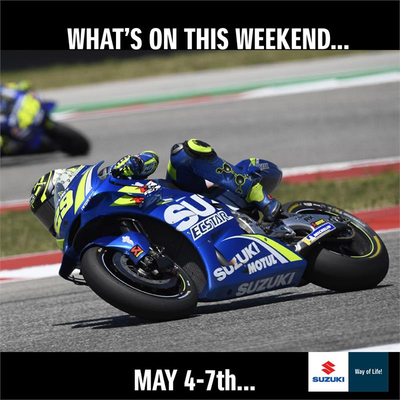 Whats On - May 4-7