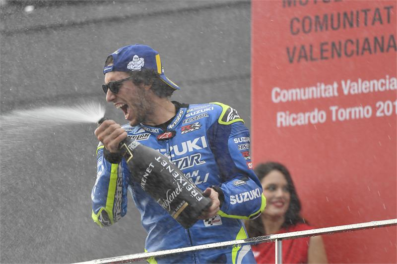 MGP-19-Alex Rins-Podium