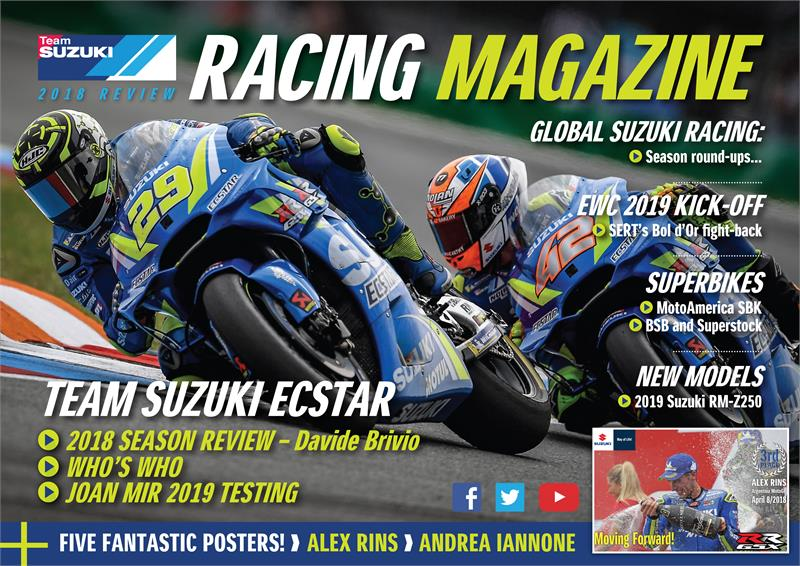 TSR 2018 Review - Front Cover
