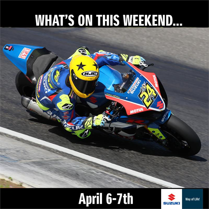 Weekend Action - April 6