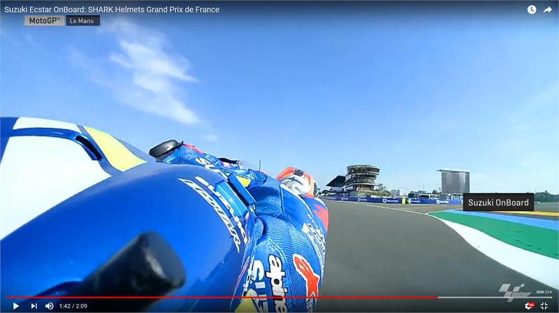 Le Mans Video-onboard